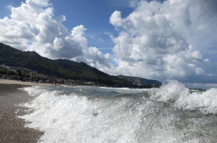 Spiaggia a 2 passi da casa