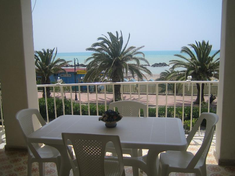 lungomare centro seccagrande, holiday rental in Ribera