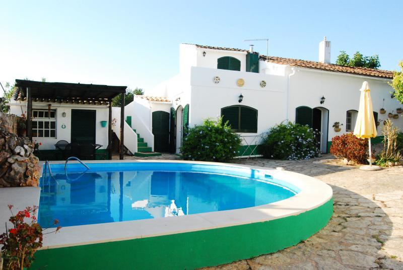 Pool and Casa Verde