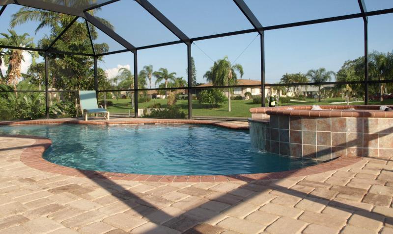 Villa Caribbean Palm Pool