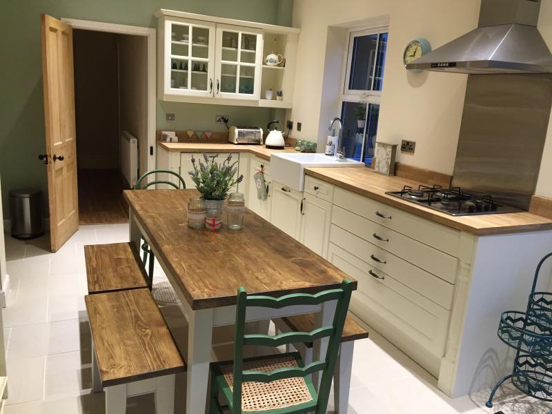 Stunning family kitchen