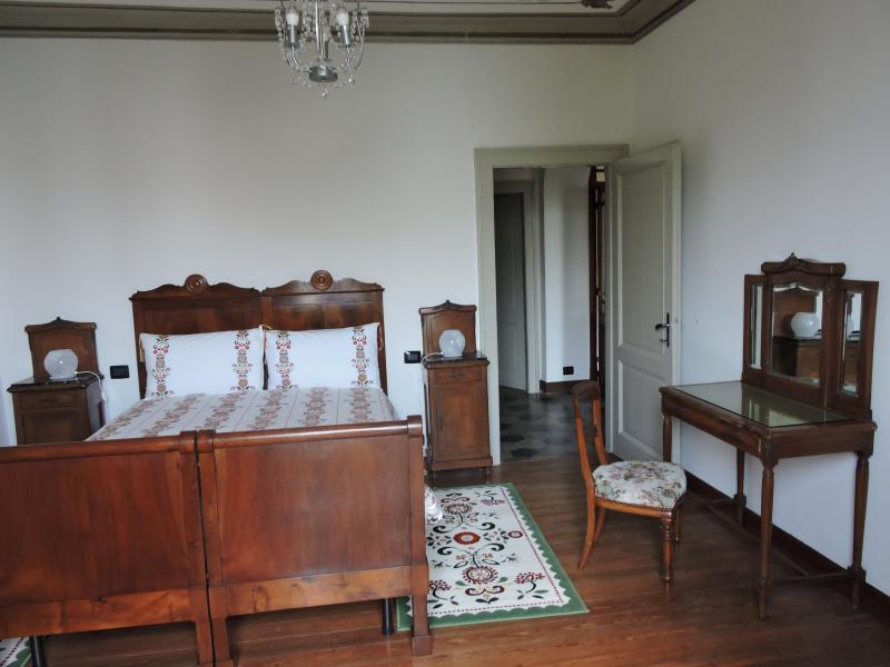 villa padronale di inizio secolo XX, casa vacanza a Mezzegra
