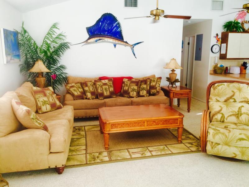 Living Room, Light & Bright