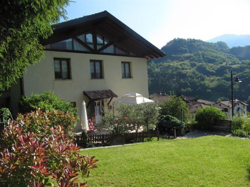 Casa Stè, vakantiewoning in Calavino