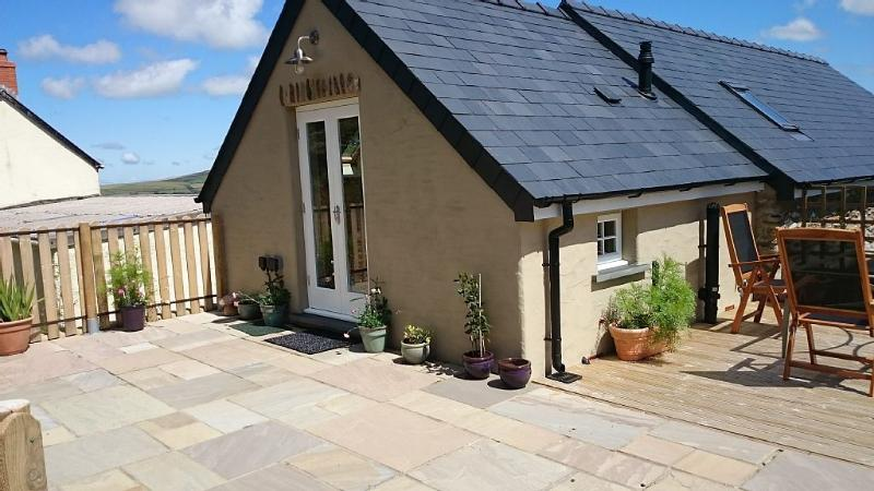 Converted Barn In PembrokeshireNational Park, location de vacances à Clydey