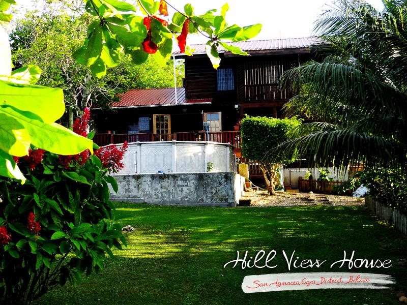 Hillview House, vacation rental in San Ignacio