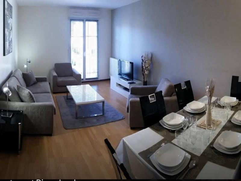 NOUVEAU ! Appartement DisneyLand Val d'Europe, vacation rental in Conde-Sainte-Libiaire
