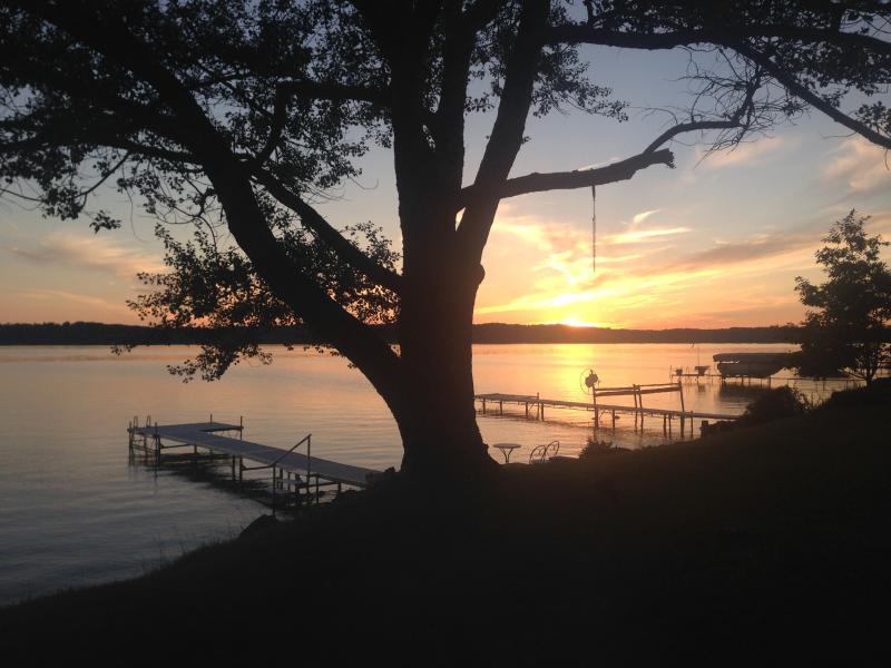 A Beautiful Torch Lake Sunset