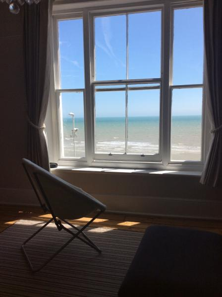 Gull's View, casa vacanza a Hastings