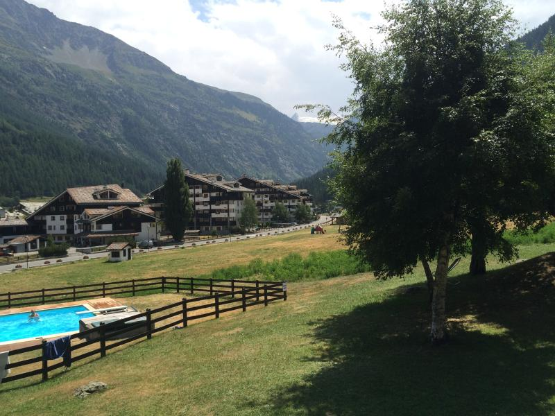 La Thuile immer im Sommer-die Thule, noch im Sommer