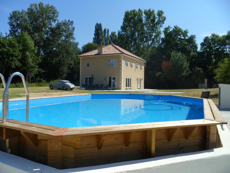 309 Maison jack ,  le cardinet, holiday rental in Peyriere