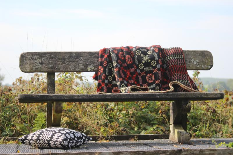 Places to sit and watch the wildlife go by at Denmark Farm