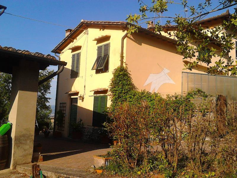 Podere del Leone - La Loggia, holiday rental in Mosciano