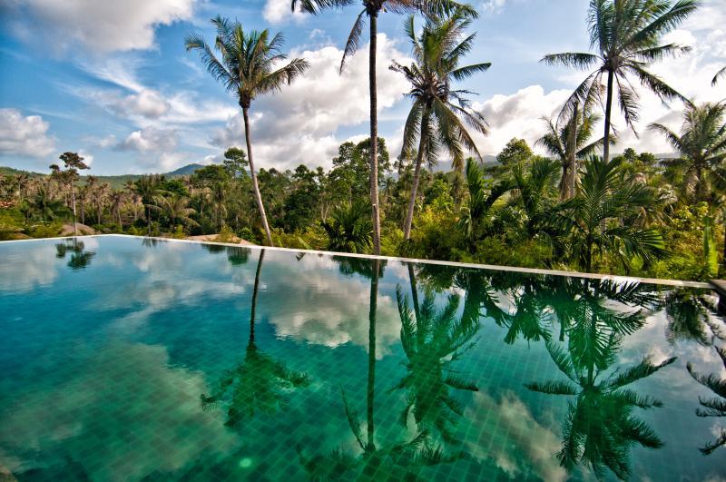 Resort zwembad