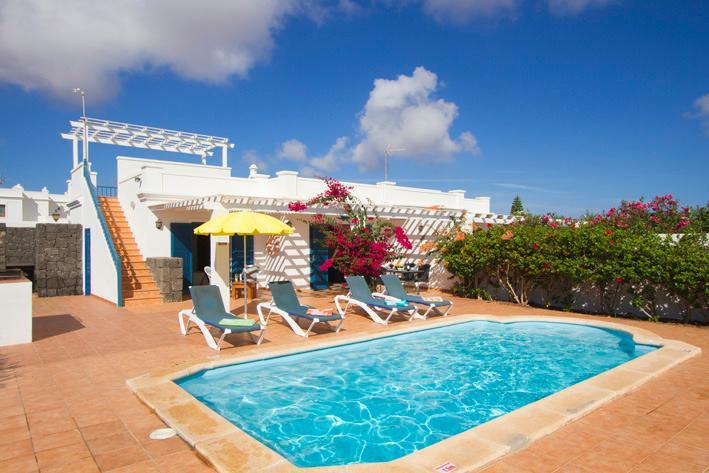 Villa Sofia, vacation rental in Playa Blanca