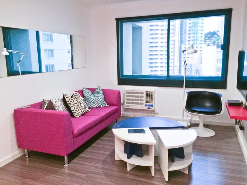 50 sq m 1-bedroom flat