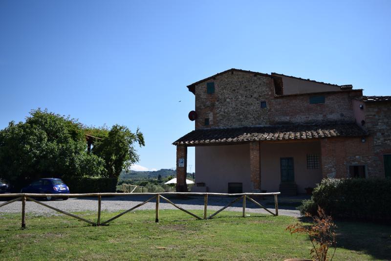 Il Poggiale Bed and Breakfast, holiday rental in Poggio a Caiano