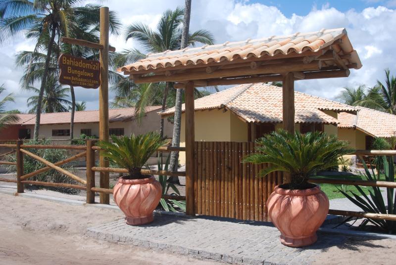 Bahiadomizil Bungalows, location de vacances à Canavieiras
