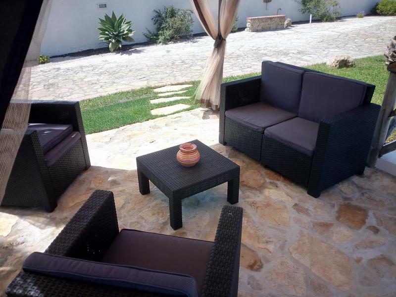 Piscina aquecida-jardim-actividades - 2/6 - Lírio, holiday rental in Casais de Sao Lourenco