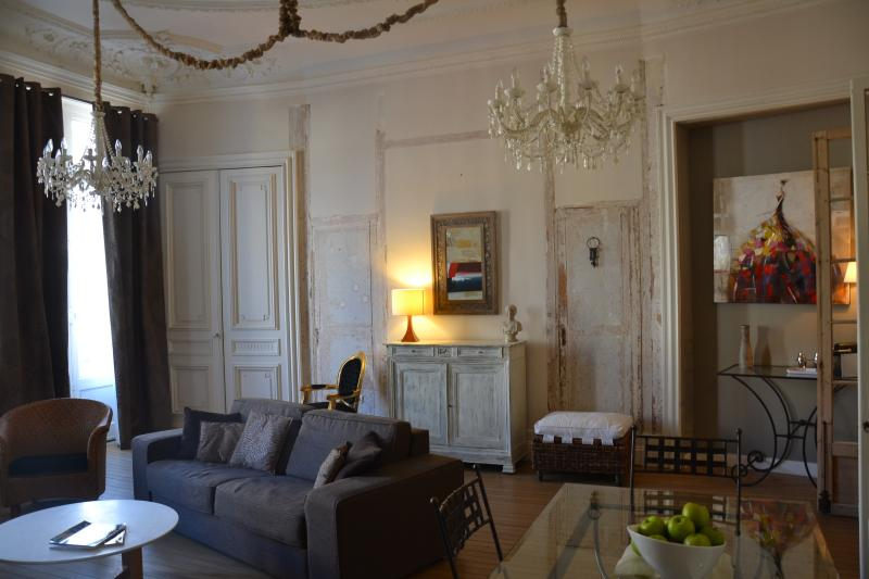 L'appart Duffour Dubergier / Hyper Centre, holiday rental in Pessac