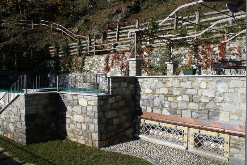 garden swimmingpool