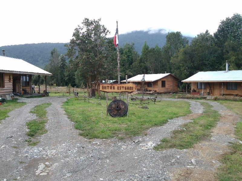 image to the arrival of the cabins