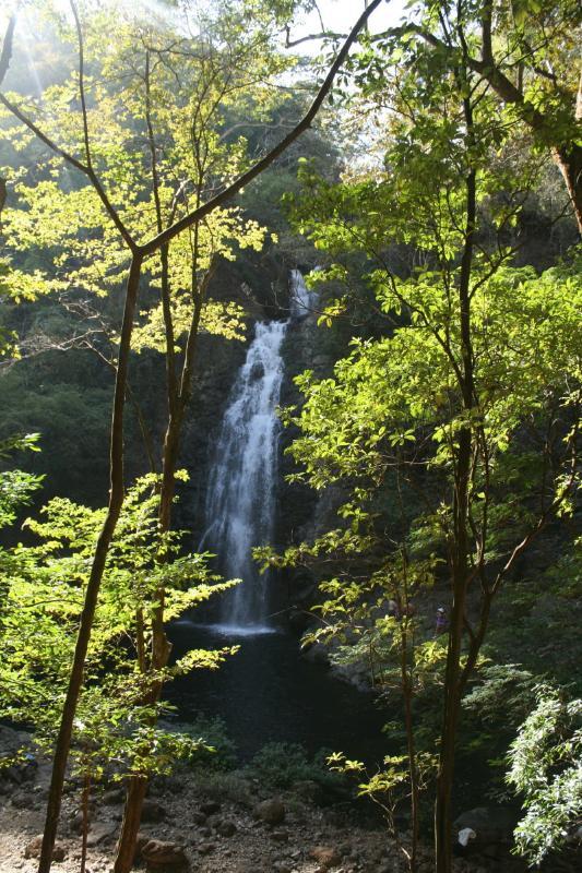 Montezuma main waterfall