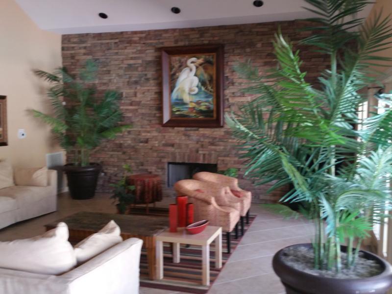 Club House Sitting Area.