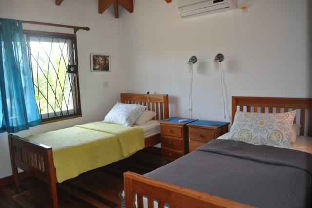 Habitación, 2 camas individuales, AC.