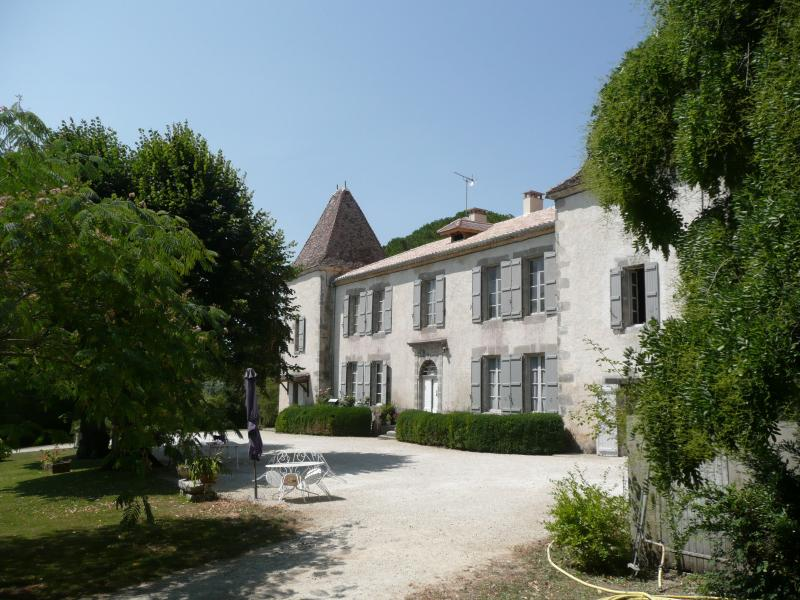 Chateau de Lassagne, holiday rental in Frechou
