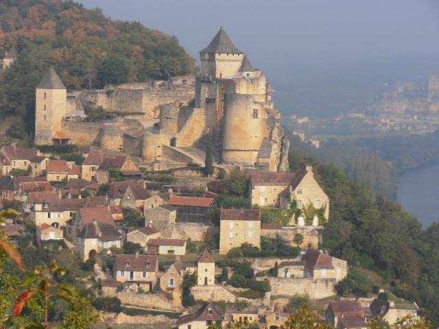 Dorf von CASTELNAUD-LA-CHAPELLE