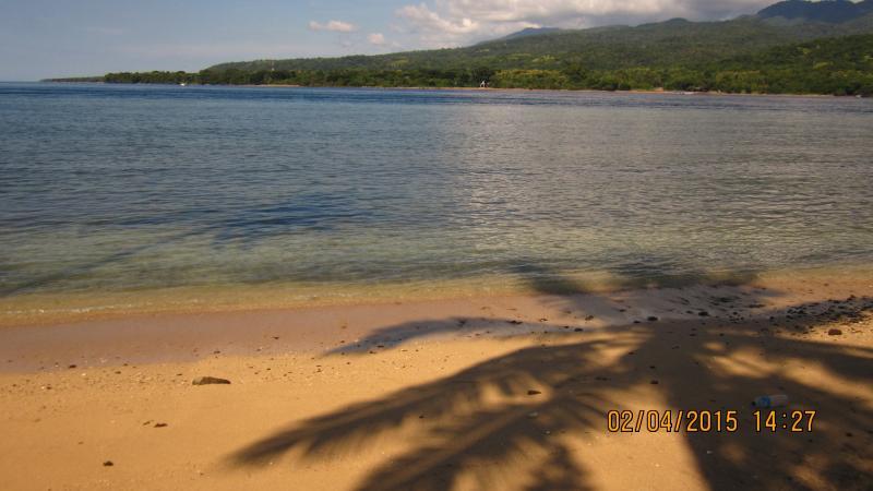 Located On Beach Overlooking Andonara Island