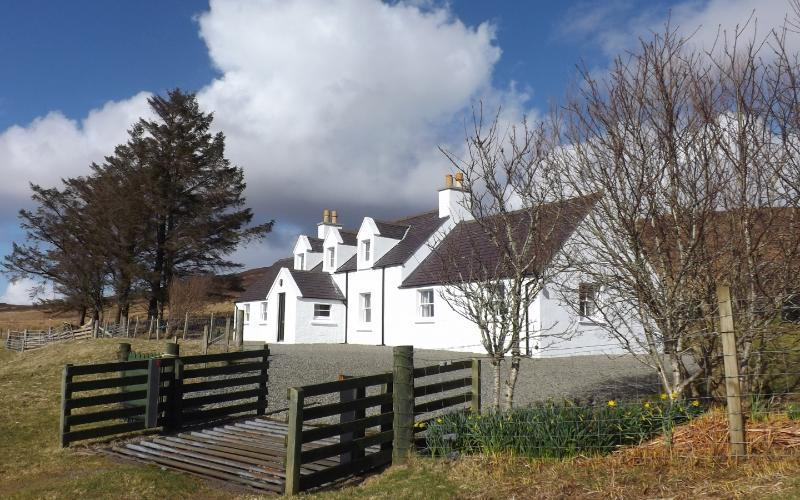 Glen Osdale, by Portree, Isle, holiday rental in Treaslane