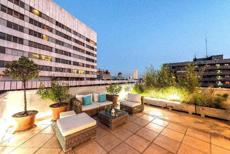 Duplex Penthouse-Cuzco-Castellana Smart, holiday rental in Madrid