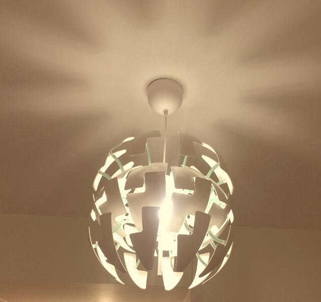 Adjustable ceiling light