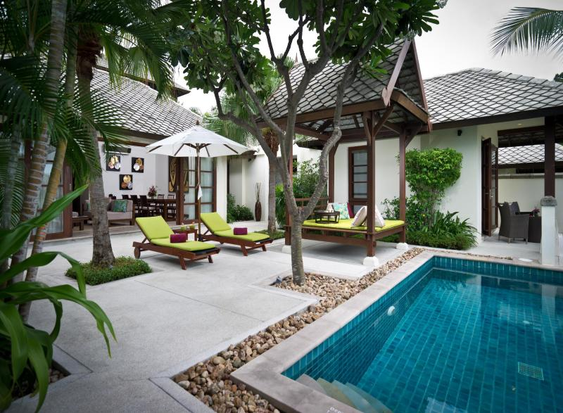 Private Pool Villa 1 -3 Bedrooms.
