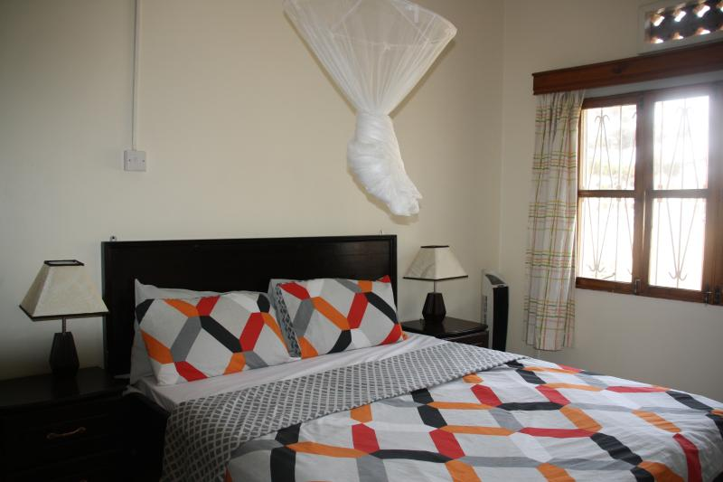 room 1 -en suite with large window