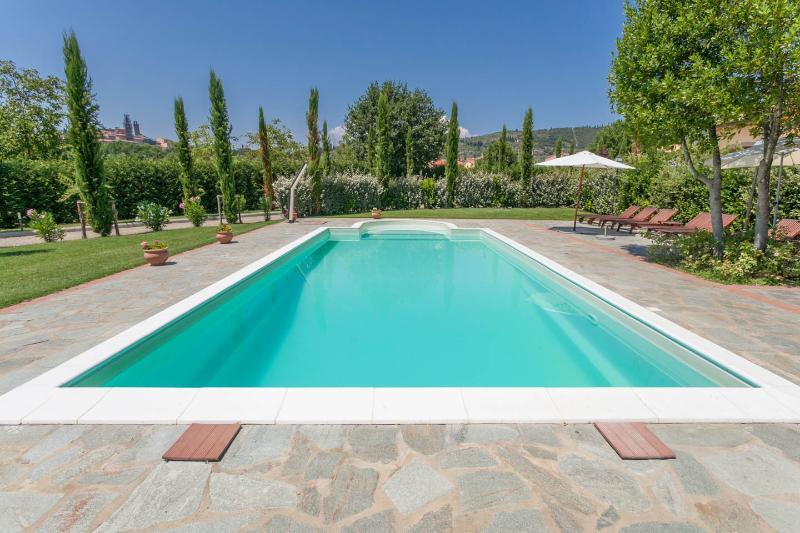Exclusive ,  Luxury Tuscan Vacation Home., location de vacances à Castiglion Fiorentino