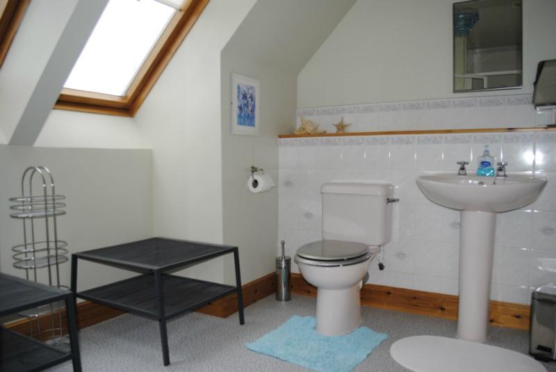 Boven badkamer