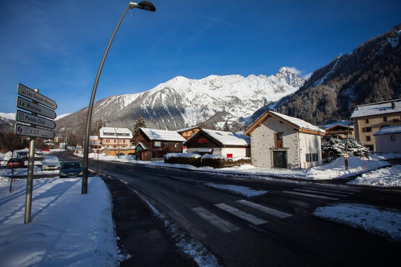LES RACHASSES, holiday rental in Argentiere