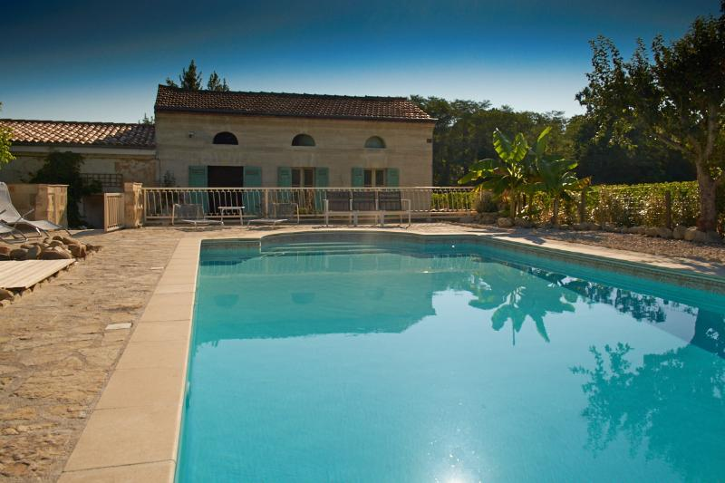 Exclusive holiday rental with use of owners pool. We look forward to welcoming you here