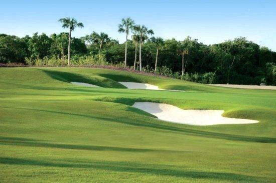 Nick Price designed Championship Golf Course
