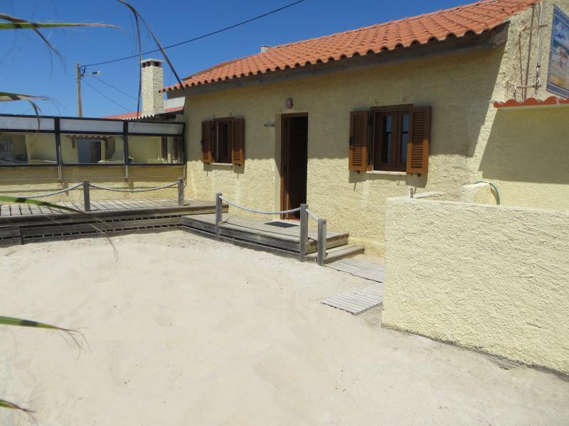 Terras / balkon / terras