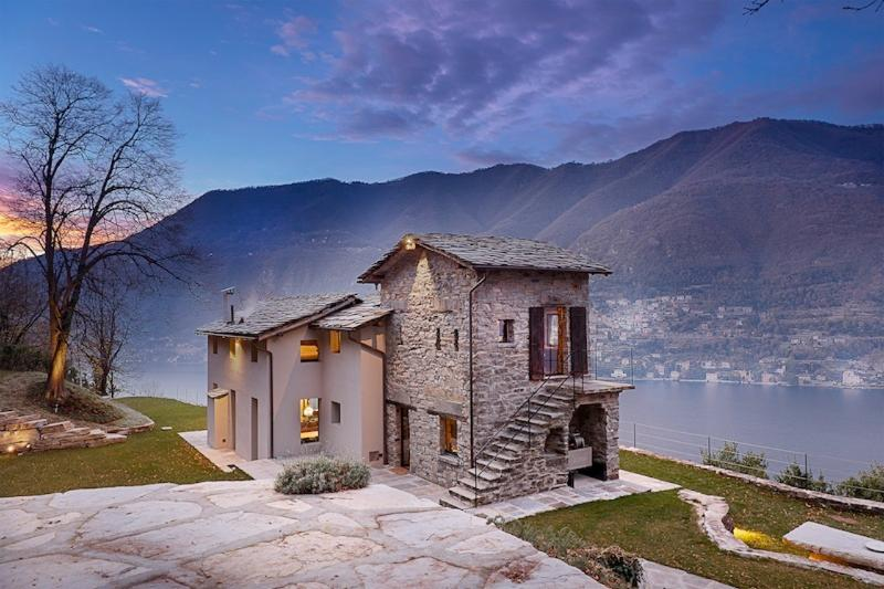 VILLA TORNO - Lake Como unique view, vacation rental in Torno