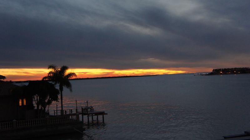 Another Tierra Verde sunset!
