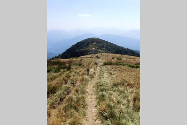 Monte Lema, raggiungibile con una comoda funivia