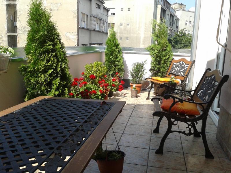 Apartment Centar Belgrade,Skadarlija 4*, holiday rental in Belgrade