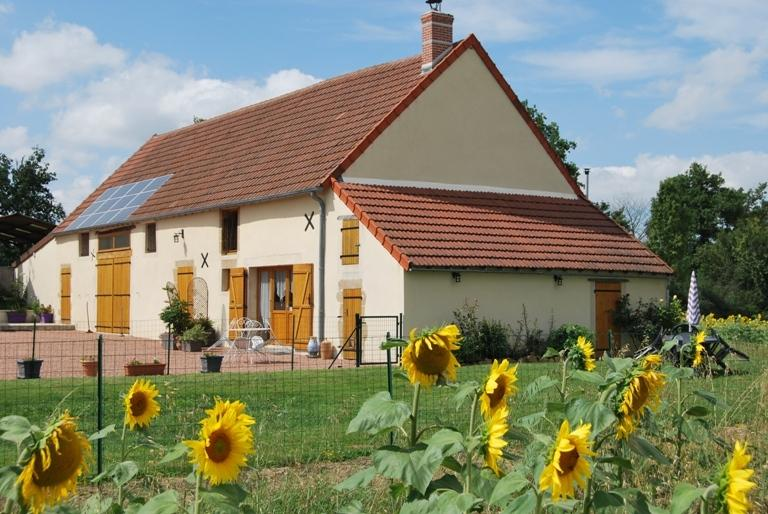 Gîte 5/7 pers. entre Nevers et Bourges, holiday rental in Varennes-Vauzelles