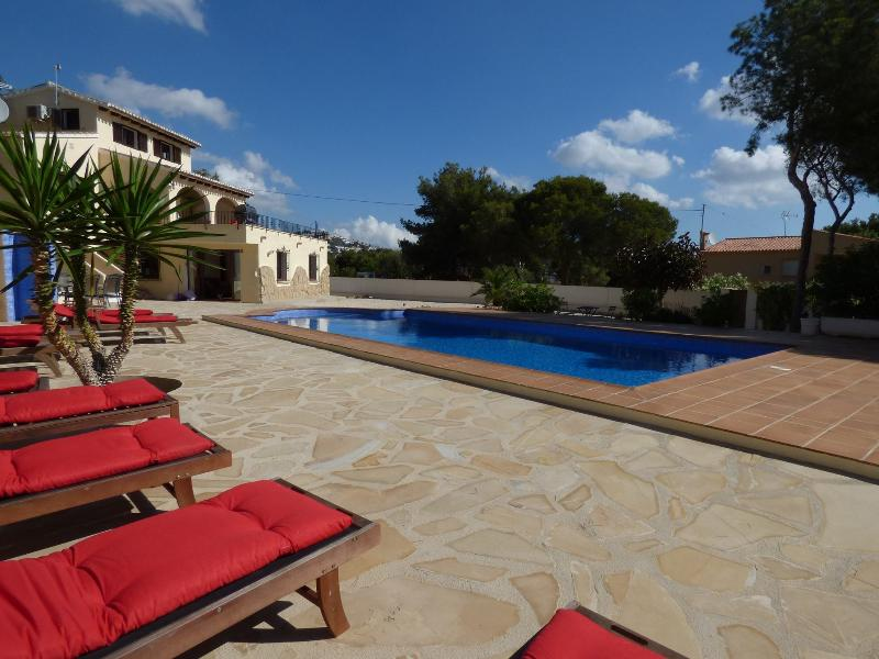 Casa Alessa / View from the Pool!!