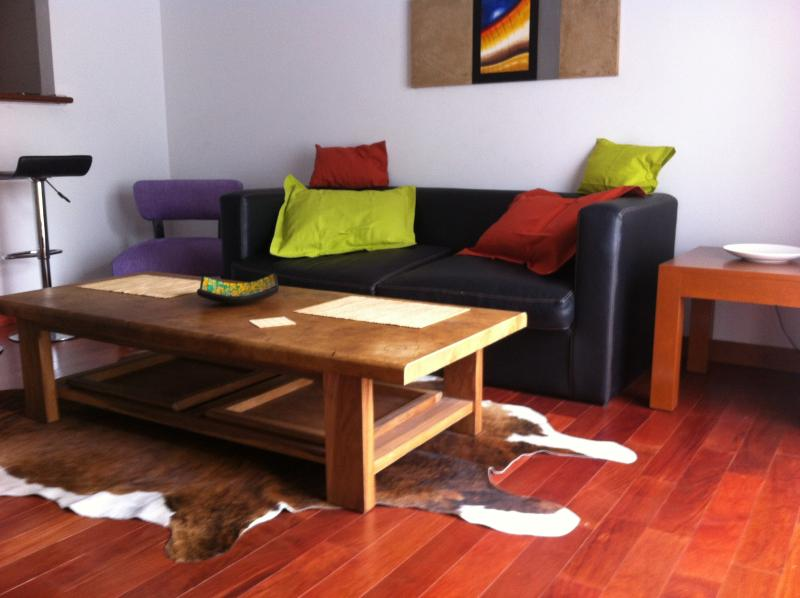 Cosy two-floor apt, holiday rental in San Isidro